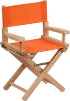 Asstd National Brand Walnut Adjustable Height Kids Chair