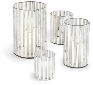 Twos Company Two Company Mirror Candleholders - Set of 4
