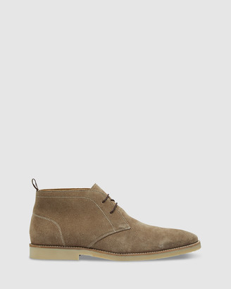 Oxford Eugene Suede Desert Boot