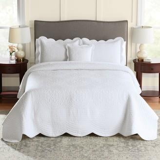 Croft & Barrow Solid Bedspread or Sham