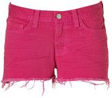 J BRAND Bright Fuchsia Cut-Off Shorts