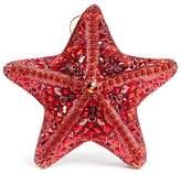 Judith Leiber 'Fromia Starfish' crystal pavé minaudière