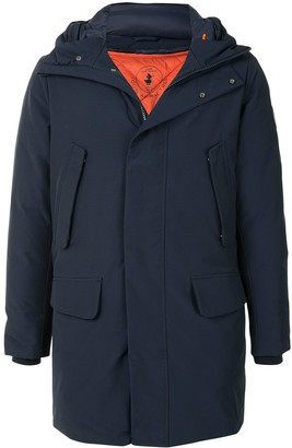 Save The Duck Arctic detachable synthetic down parka