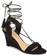 Women's Daya By Zendaya Mesa Ankle Wrap Wedge Sandal
