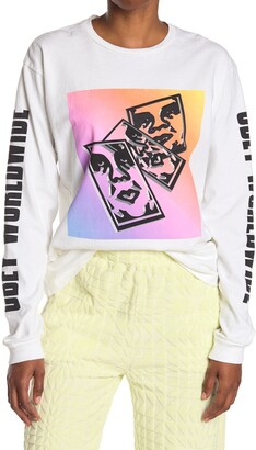 Obey Chaos Entropy Long Sleeve T-Shirt