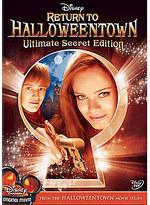Disney Return to Halloweentown DVD