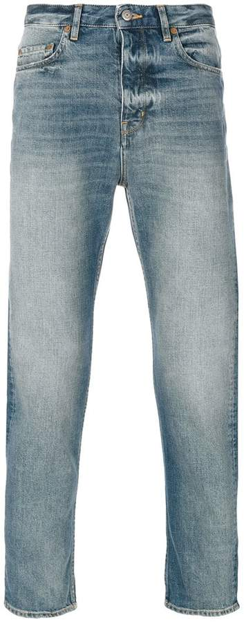 Golden Goose light-wash slim-fit jeans