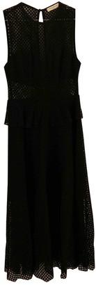 Sandro Spring Summer 2018 Black Lace Dresses