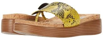 Donald J Pliner Fifi 21 (Gunmetal) Women's Sandals