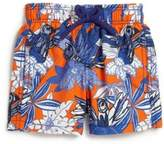 Vilebrequin Toddler's & Little Boy's Forest Parade Swim Trunks