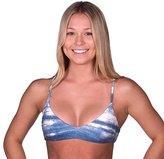 Billabong Women's Waves for Daze Trilet Bikini Top