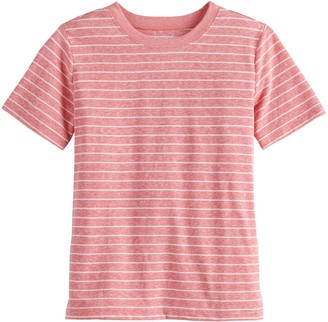 Boys 4-12 Jumping Beans Essential Striped Top