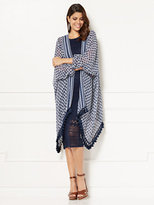 New York & Co. Eva Mendes Collection - Jacqueline Kimono Jacket