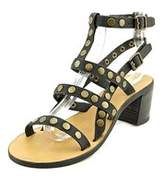 Polo Ralph Lauren Womens Lexi Leather Open Toe Casual Strappy Sandals.