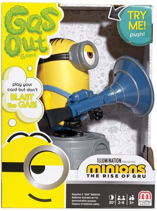Mattel Minions the Rise of Gru Gas Out Minions Game