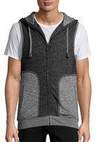 PRPS Klein Fleece Zip Vest