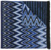 Missoni embroidered scarf