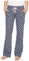 Roxy Oceanside Printed Beach Pant Women's Casual Pants