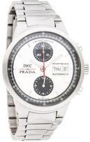 IWC For Prada GST Watch