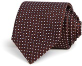 Canali Connected Dots Classic Tie