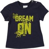 Diesel 'Tipidib' T-Shirt (Baby) - Patriot Blue-3 Months
