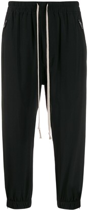Rick Owens Drawstring Track Trousers