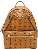 MCM Dual Stark Backpack Sml Co, 001