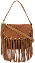 Lancaster tassel shoulder bag