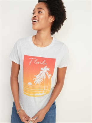 Old Navy Florida Graphic Tee for Women