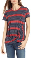Stateside Women's Twist Front Tee