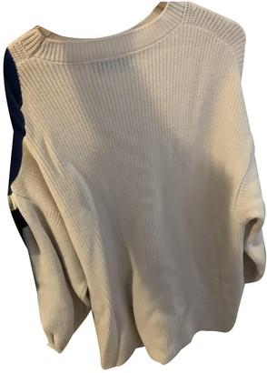 Valentino White Cashmere Knitwear for Women