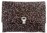 Proenza Schouler Ponyhair Large Lunch Bag
