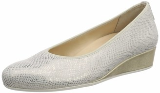 Hassia Women's Nizza Weite H Closed-Toe Pumps