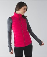 Lululemon Fluffed Up Vest - Online Only