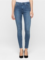Calvin Klein Light Wash High Rise Skinny Jeans