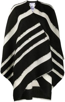 Dondup Striped Cardi-Coat