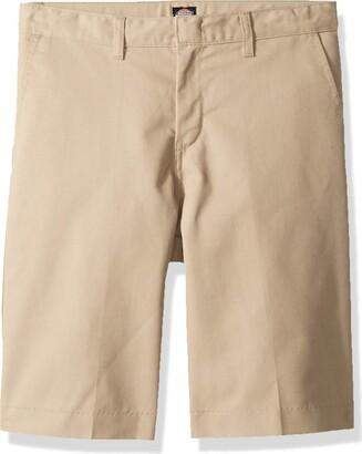 Dickies Kids Big Boys Flexwaist Flat Front Short