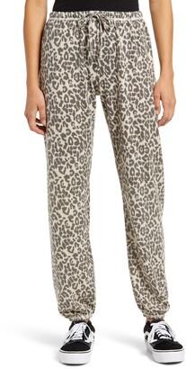 Rowa Leopard Joggers