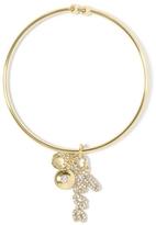 Vince Camuto Goldtone Charm Bracelet