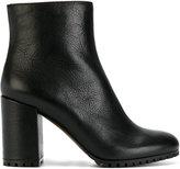 L'Autre Chose zipped ankle boots - women - Calf Leather/Leather/rubber - 36