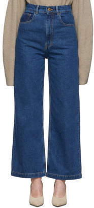 Nanushka Indigo Marfa Jeans