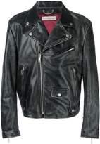 Golden Goose Deluxe Brand Chiodo Golden biker jacket