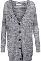 Vince Marled Open-Knit Cardigan