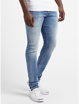 Diesel Tepphar 084gi Slim Jeans, Light Blue