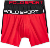 Polo Ralph Lauren Men's 2-Pk. Mesh Boxer Briefs