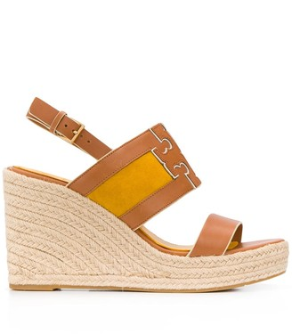 Tory Burch Ines wedge sandals