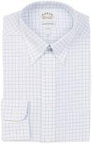 Eagle Check Plaid Regular Fit Dress Shirt
