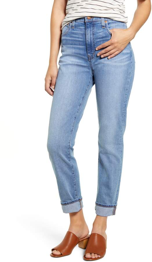 special price for new selection top-rated genuine The High Waist Slim Boyjean Boyfriend Jeans