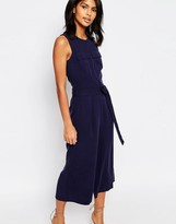 Warehouse Tencel Jumpsuit