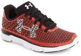 Under Armour Boy's Clutchfit Rebelspeed Running Shoe